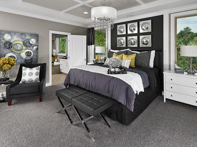Lexington Plan at Baileys Creek   Raleigh, NC contemporary-bedroom
