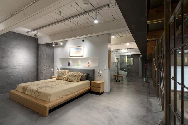 Lifestory-Ignertia industrial-bedroom