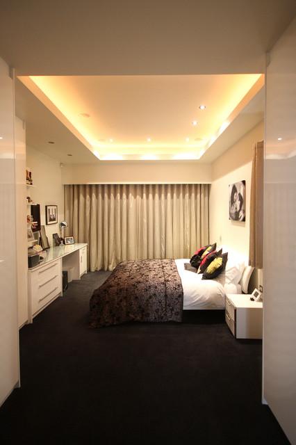Lighting design leeds contemporary bedroom other for Room 4 design leeds