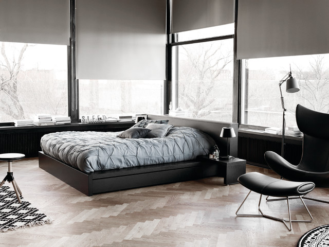 limo bed contemporary bedroom new york by boconcept us. Black Bedroom Furniture Sets. Home Design Ideas