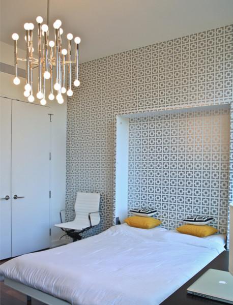 Lin Residence contemporary-bedroom