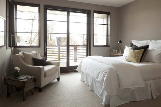Linden Hills Contemporary contemporary bedroom