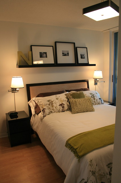 Lissee Interiors Contemporary Bedroom Toronto By