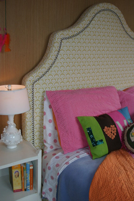 Little Girl's bedroom eclectic-bedroom