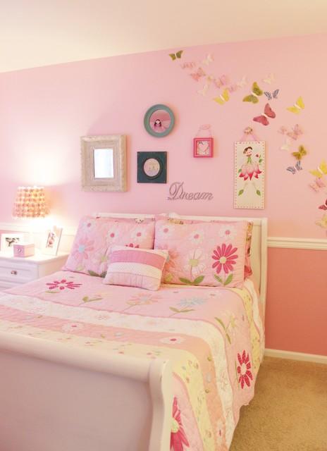 little girl 39 s dream bedroom traditional bedroom denver