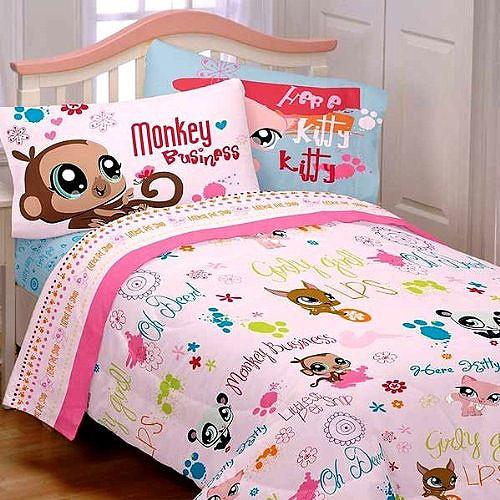 . Littlest Pet Shop Bedding and Room Decorations   Modern   Bedroom