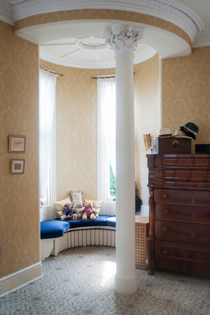 Rooms: Living In A Castle In Glasgow