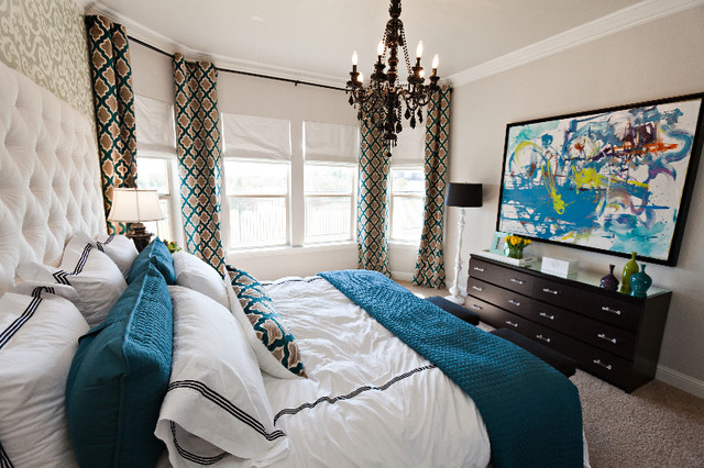 Living Room Chic eclectic-bedroom