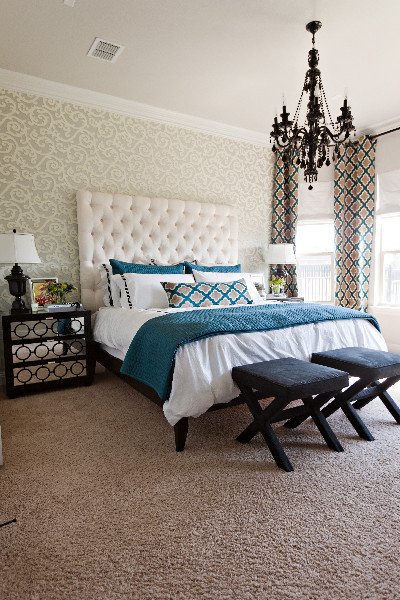 Living Room Chic eclectic-bedroom