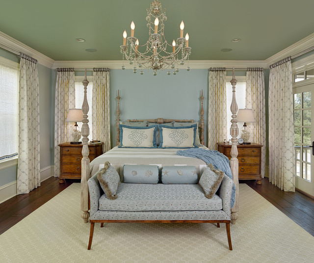 Living Southern Traditional Bedroom Charleston By