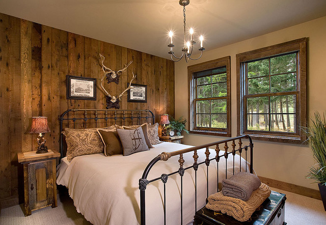 Lodge Style Bedroom Furniture: Lodge House-Furniture Delivery & Installation For Belle
