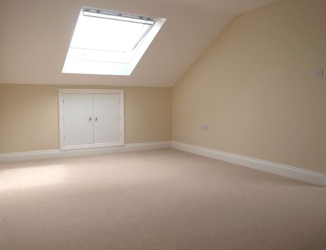 Loft Conversion Traditional Bedroom Kent By Slk