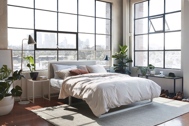 Loft Life Bedroom - Industriel - Chambre - Melbourne - par Hunting ...