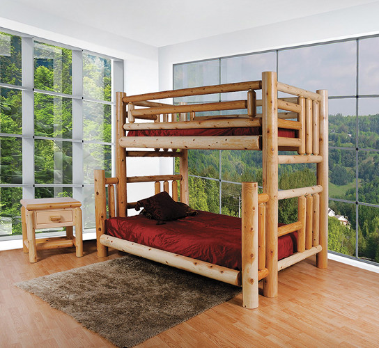 Log Bedroom Furniture Rustic Bedroom Toronto By Log Furniture And More