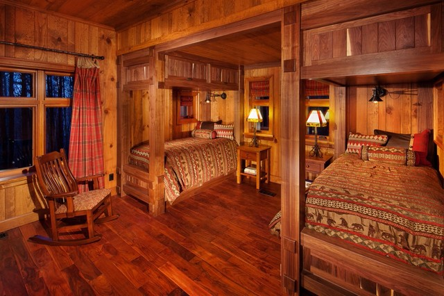 trend log stunning ideas new in for a decorating cabin bedroom of decor