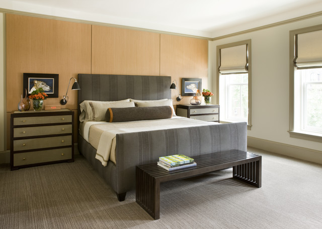 logan circle modern - transitional - bedroom - dc metro -jd