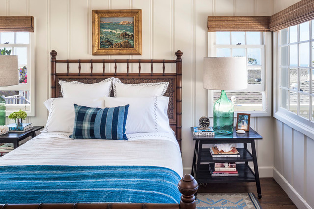 Lombardy lane laguna beach beach style bedroom - Decoration bord de mer chic ...