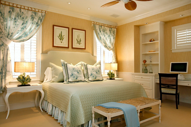 traditional bedroom by London Bay Homes