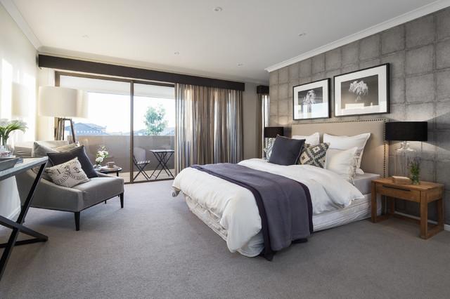 Lookbook: Provincial Trader   Transitional   Bedroom   Melbourne