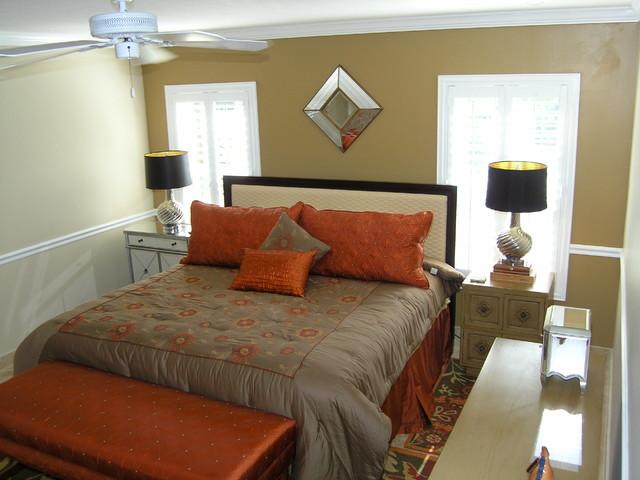 Lopez Bedroom contemporary-bedroom