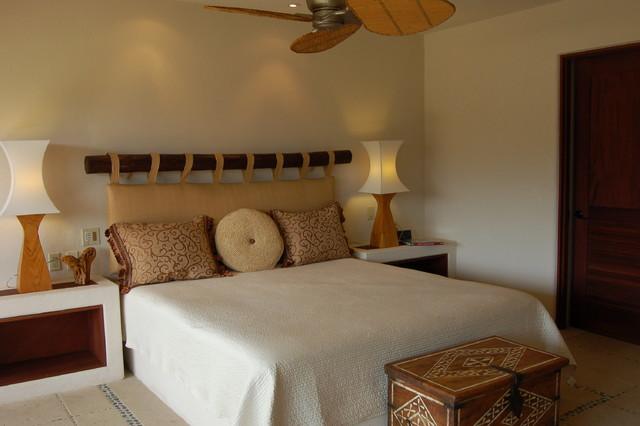 Lori Gilder of Interior Makeovers Inc. eclectic-bedroom