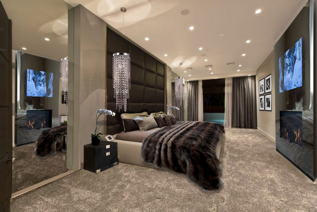 Exceptionnel Lorraine Warwick Ellis Contemporary Bedroom