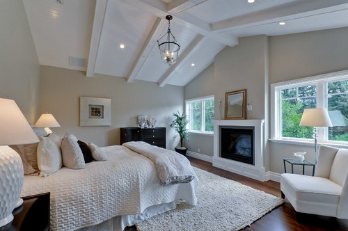 ... Benjamin Moore Paint. Pin · Traditional Bedroom ...
