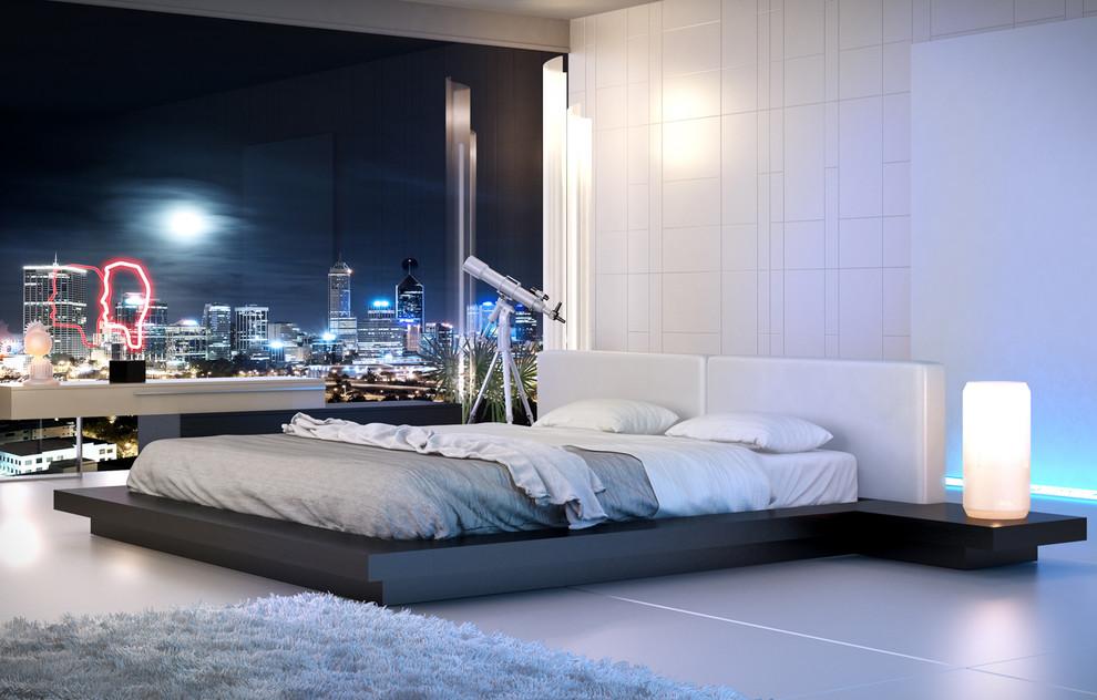 Los Angeles Modern Bedroom Furniture Modern Bedroom Los