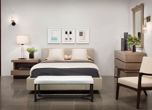 Los Angeles Showroom By Holly Hunt Modern Bedroom