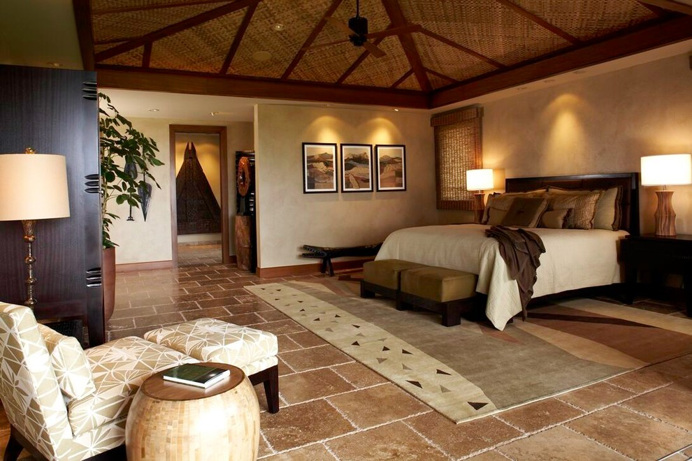 Lot 14 - Tropical - Bedroom - Hawaii - by GM Construction, Inc