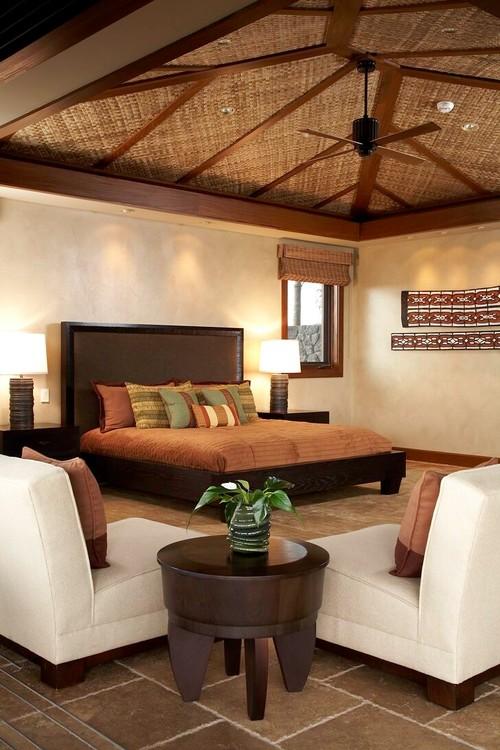 tropical bedroom design by hawaii general contractor gm construction