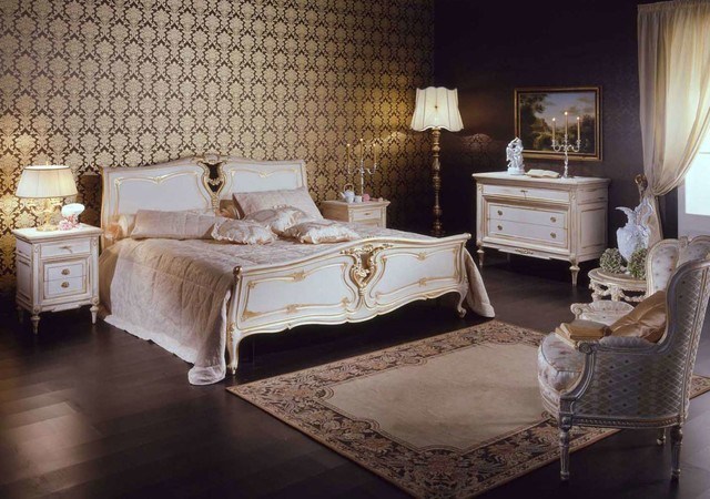 Louis Xvi Bedroom Furniture Shabby Chic Style Bedroom