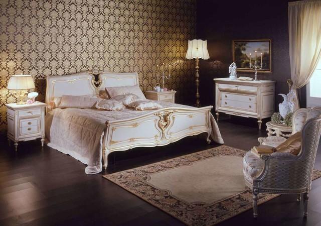 Schlafzimmer Shabby