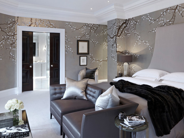 Louise Bradley Bedroom Hampshire By Strattons