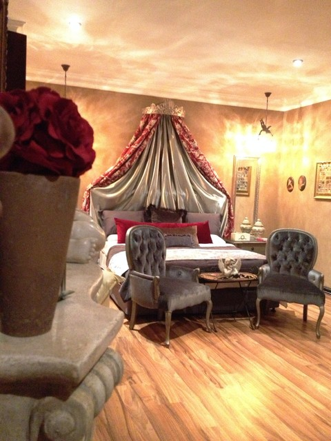 Louw Residence traditional-bedroom