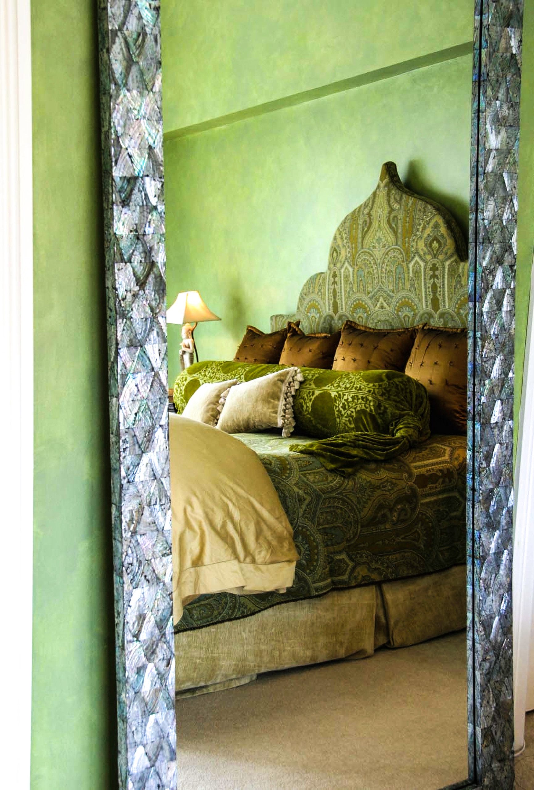 Lovely Bedrooms in a Variety of Locales