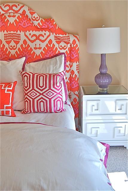Lovers Lane Flat eclectic-bedroom