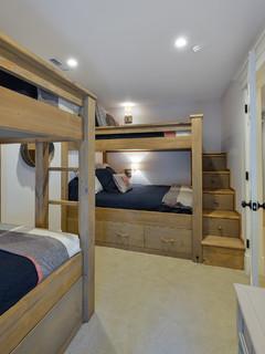 Low Country Island Charm - Tropical - Bedroom - Charleston