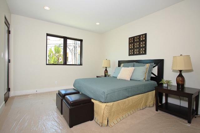 LuAnn Development contemporary-bedroom