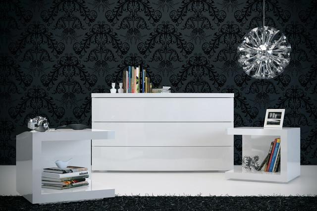 ludlow contemporary modern dressers by modloft contemporary bedroom