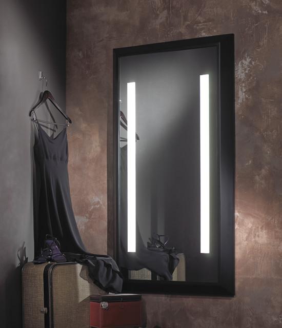 Seura Studio - Lumination Lighted Mirror bathroom