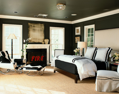 Contemporary Bedroom By Los Angeles Interior Designers U0026 Decorators Philip  Nimmo Design