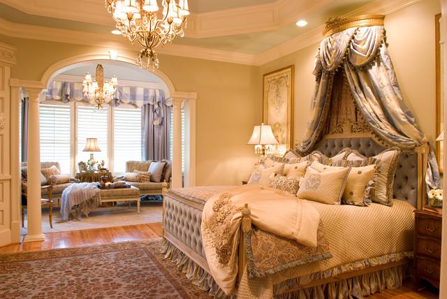 Luxurious bedroom spaces traditional bedroom other for Pics of luxury bedrooms