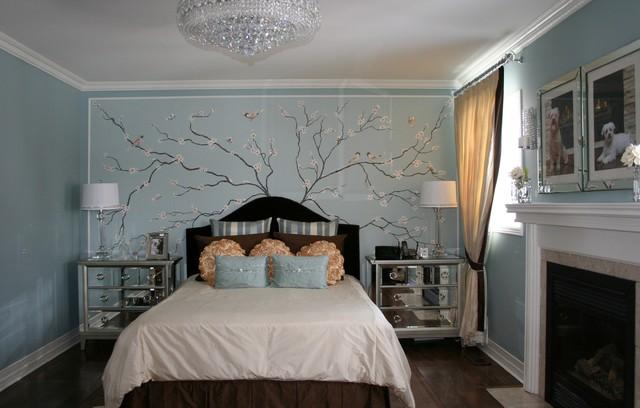 Luxurious Master Bedroom traditional-bedroom
