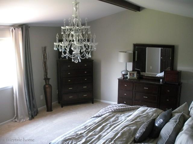 Luxurious Master Bedroom Contemporary Bedroom Detroit