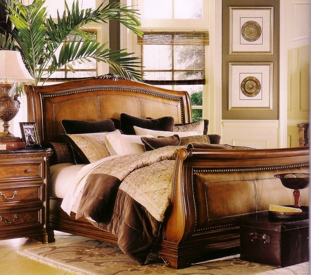 High End Traditional Bedroom Furniture luxury bedroom - traditional - bedroom - other -moshir furniture