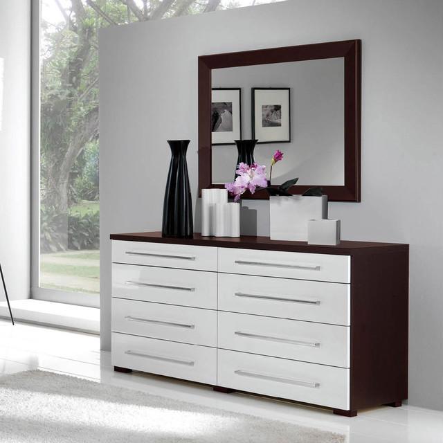 mirror 1104 modern bedroom new york by modern furniture bay