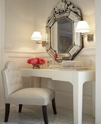 Luxury Dressing Table Contemporain