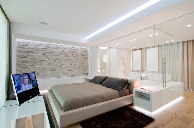 Luxury home for Camera da letto vittoriana buia