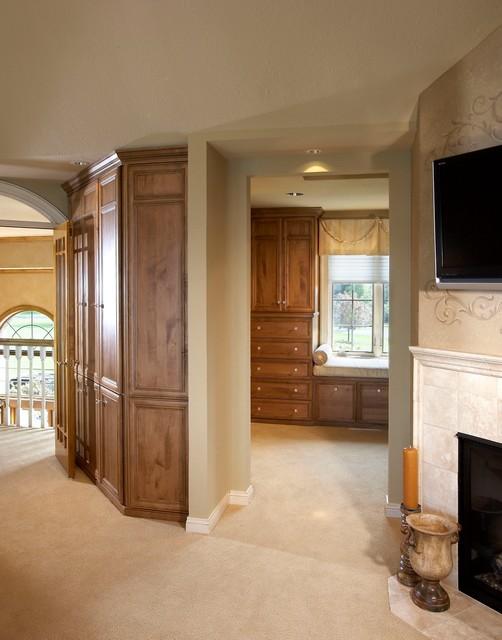 Luxury Master Bedroom Suite